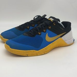 Mens Nike metcon 2 CrossFit shoes size 10.5
